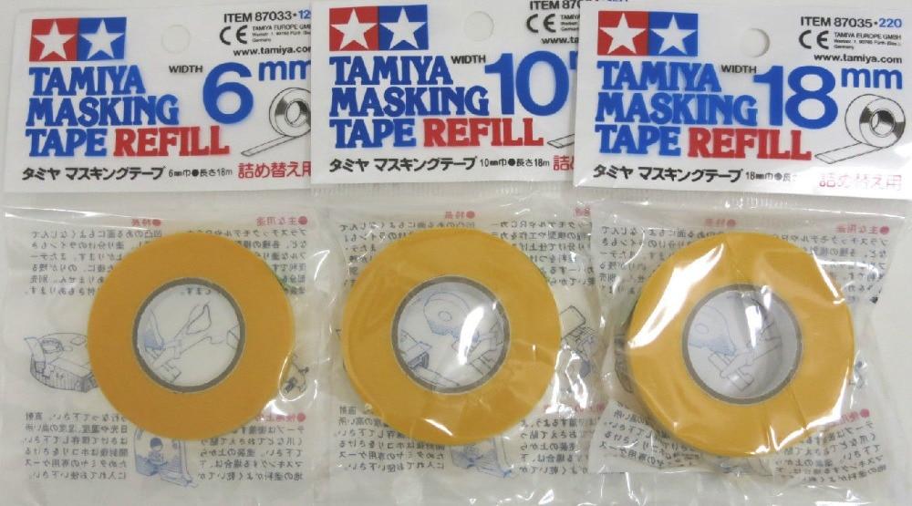Tamiya 87033 Masking Tape Refill 6mm