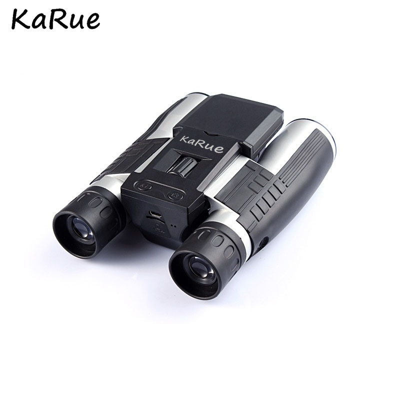 karue Professional 12x32 HD Binocular Telescope digital camera 5 MP digital camera 2.0'' TFT display hd 1080p telescope camera professional 12x32 hd binocular telescope digital camera 5 mp digital camera 2 0 tft display full hd 1080p telescope camera