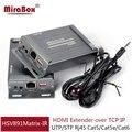 HSV891Matrix TCP IP HDMI IR Extender N x N 100m/120m/150m over Cat5/5e/Cat6 UTP STP Rj45 HDMI Transmitter and Receiver Over IP