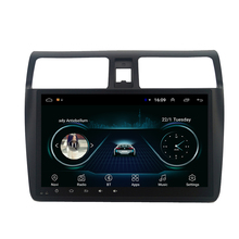 """Автомобильная Радио с GPS с бесплатными картами Быстрая поддержка беспроводная мини-клавиатура для андроид play store для Suzuki swift 2005- 10,"""" Android 8,1"""