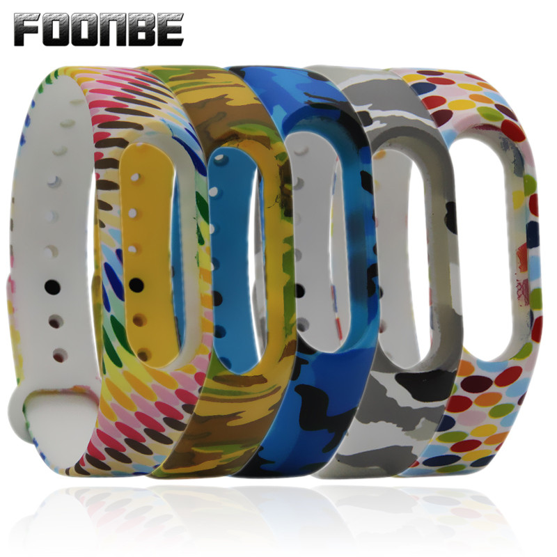 Houndstooth Style for Xiaomi for Miband 2 Strap For Mi Band 2 Bracelet Smart Wristband Silicone