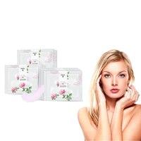 LENI Anti-aging Eye Mask Dark Circle Puffiness Eye Bag Anti-Aging Wrinkle Firming Skin Care Nature Silk Eye Patches 8Pcs Creams