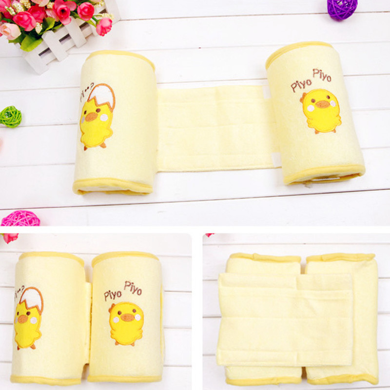 Baby Nursing Pillow Crib Bumper Anti-rollover Memory Foam Cute Cartoon Anti-roll Sleeper Pillow Sleep Positioner Insurance