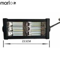 Marloo Newest LED Light Bar 5 Rows Series 10Inch 180W Light Bar Off Road Light Bar