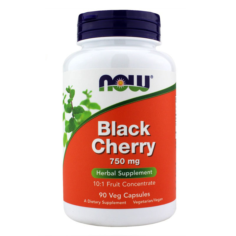 Now Foods Black Cherry 750 Mg 90 Pcs impurities in foods and pharmaceuticals