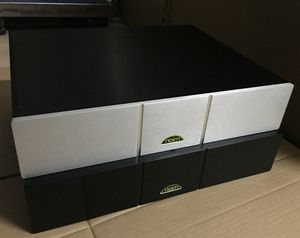 Image 1 - NAIM Style Full Aluminum Preamp Chassis Power Amplifier Enclosure 430*90*308mm