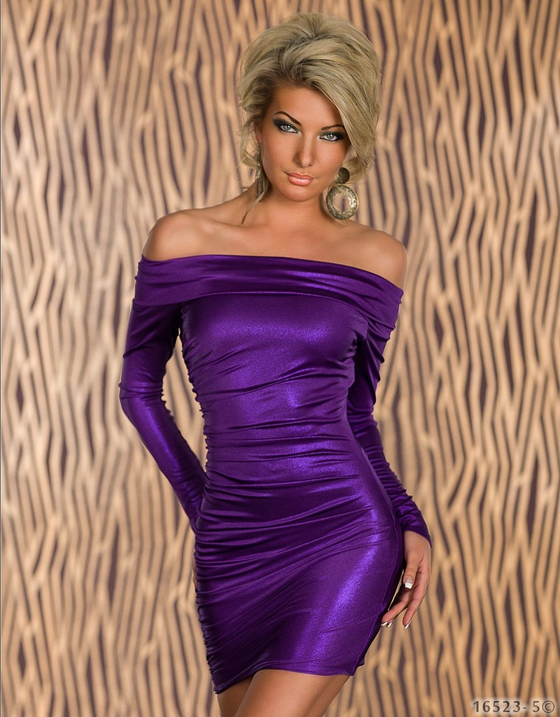 Womens Clothing Club wear long sleeves tight dress Short Mini Bodycon Dress in Dresses from Women 39 s Clothing