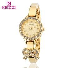 Розовое Золото Часы Женщины Люксовый Бренд Дамы Наручные Часы Подарки Для Девочек Из Нержавеющей Стали Горный Хрусталь Розетка Кварцевые Часы k1254