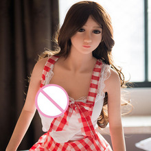 Adult sex toys intelligent voice Japanese dolls 165cm high-quality silicone solid dolls anal vaginal sex toys SD21