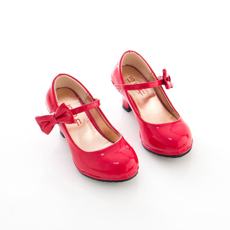 Children' Shoes Girls High Heels Spring Autumn Kids