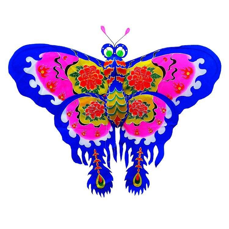 """Высококачественные Новые воздушные змеи """"Бабочка"""" китайские традиционные змеи могут украшать красивую упаковку хорошо может лететь"""