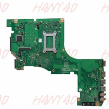 For Toshiba L50-A Laptop motherboard Mainboard 100% Tested for toshiba a660 a665 laptop motherboard k000104400 nwqaa la 6062p motherboard 100% tested