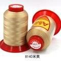 210D/2 fil полиэфирная блестящая нить, швейная нить для швейной машины, оверлок для обуви, аксессуары ручной работы, нитки