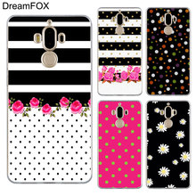 DREAMFOX M277 Polka Dots Line Soft TPU Silicone Cover Case For Huawei Mate 8 9 10 20 30 Lite Pro