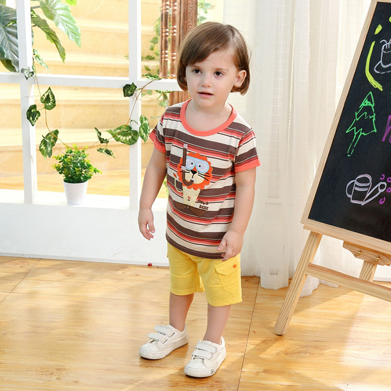 Summer Cotton Kids Clothing Shorts Children Clothes Comfortable Lovely Fashion Boys Clothing Brand mimiwinga 6039