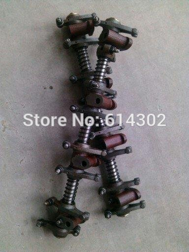 495 rocker arm parts for China Diesel Generator ,Chinese weifang 495engine diesel engine parts Rocker arm assembly