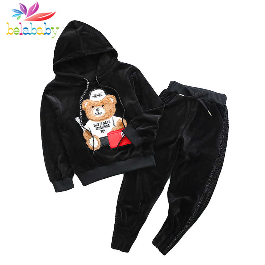 8769b8e8a Detail Feedback Questions about Winter Baby Thick Clothes Set Long ...
