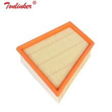 Air Filter For VOLKSWAGEN FOX POLO 9N 1.4TDI 1.9TD 1.8 Saloon 1.6L Model 2002 03 04 05-2009 1Pcs External Car Accessories