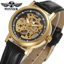 Winner Men's Watch Newest Design Watches Lady Top Quality Watch Factory Shop Free Shipping WRL8048M3G8