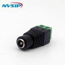 Блок питания постоянного тока для камеры видеонаблюдения, 20 шт./лот, 2,1x5,5 мм