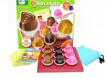 40 проблем шоколад Fix игрушка для детей мышление головоломки логический логическая игрушка Классический одноплатный Развивающая игра игрушка в подарок