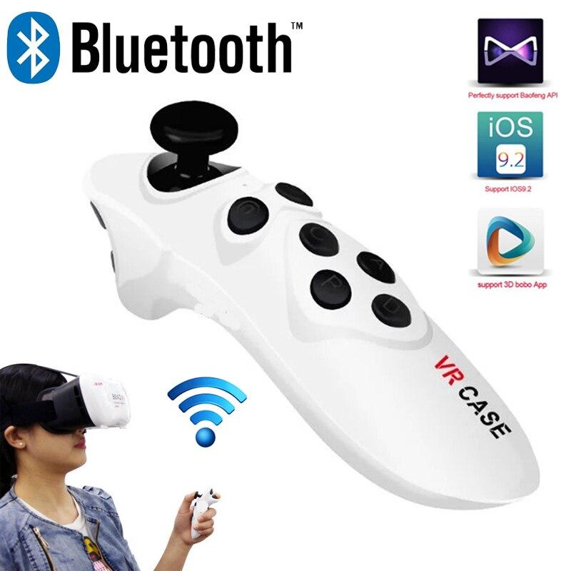 Universal Portable Mini Bluetooth Sans Fil Souris Télécommande Joystick Gamepads pour VR Cas 3D Lunettes pour Android/ios/PC O4