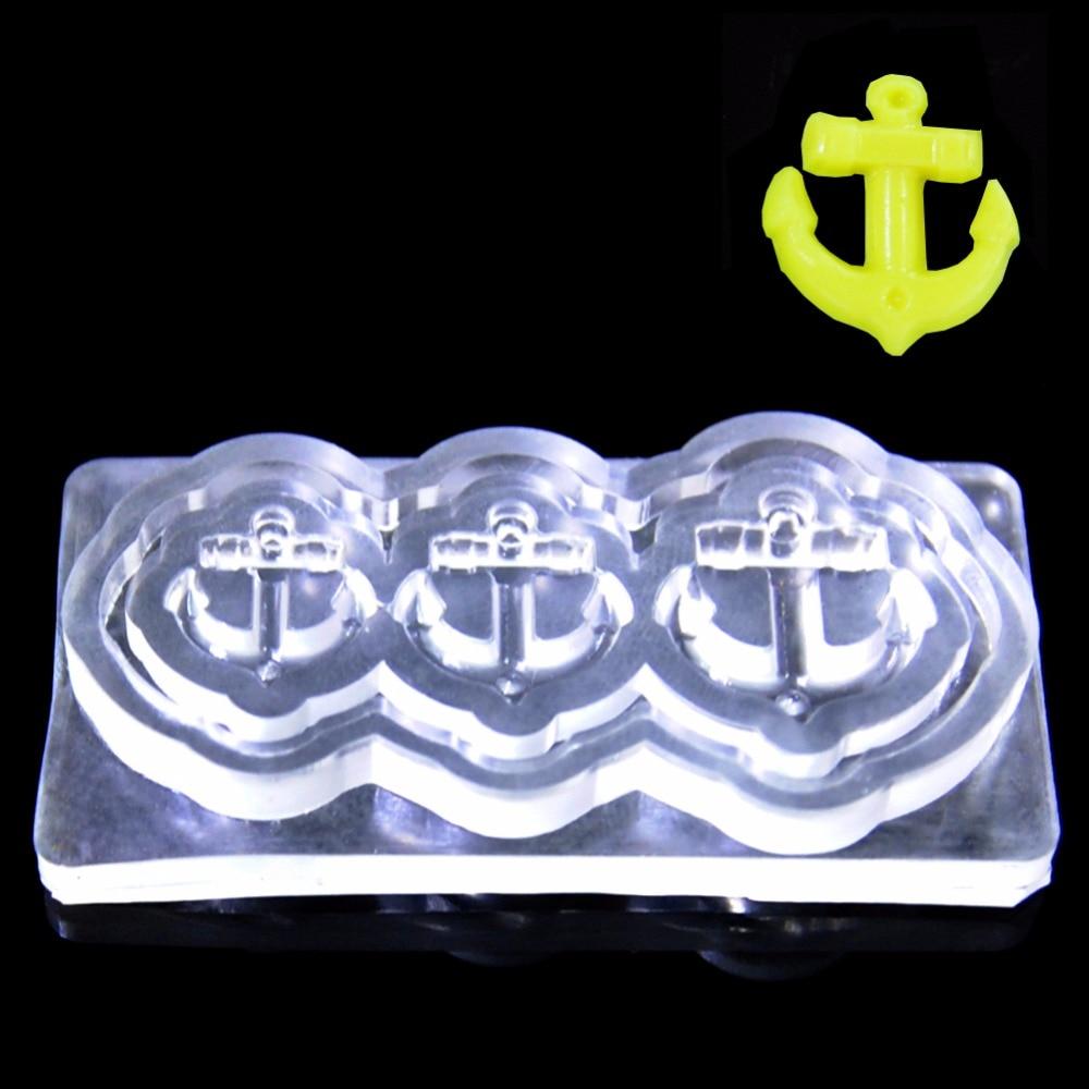 3D Nagel Form Dauerhafte Form Acryl Nägel Tipps Dekoration DIY ...