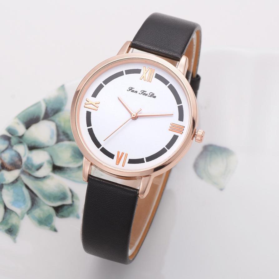 Fashion Brand Luxury Quartz Women Watches Belt Elegance Casual Wrist Watch Classic Relogio Feminino Saat Montre Femme Gift 2019