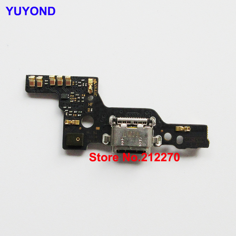 YUYOND USB Dock Charging Port Connector Board Flex Cable For Huawei P9 Charger Flex Cable Replacement