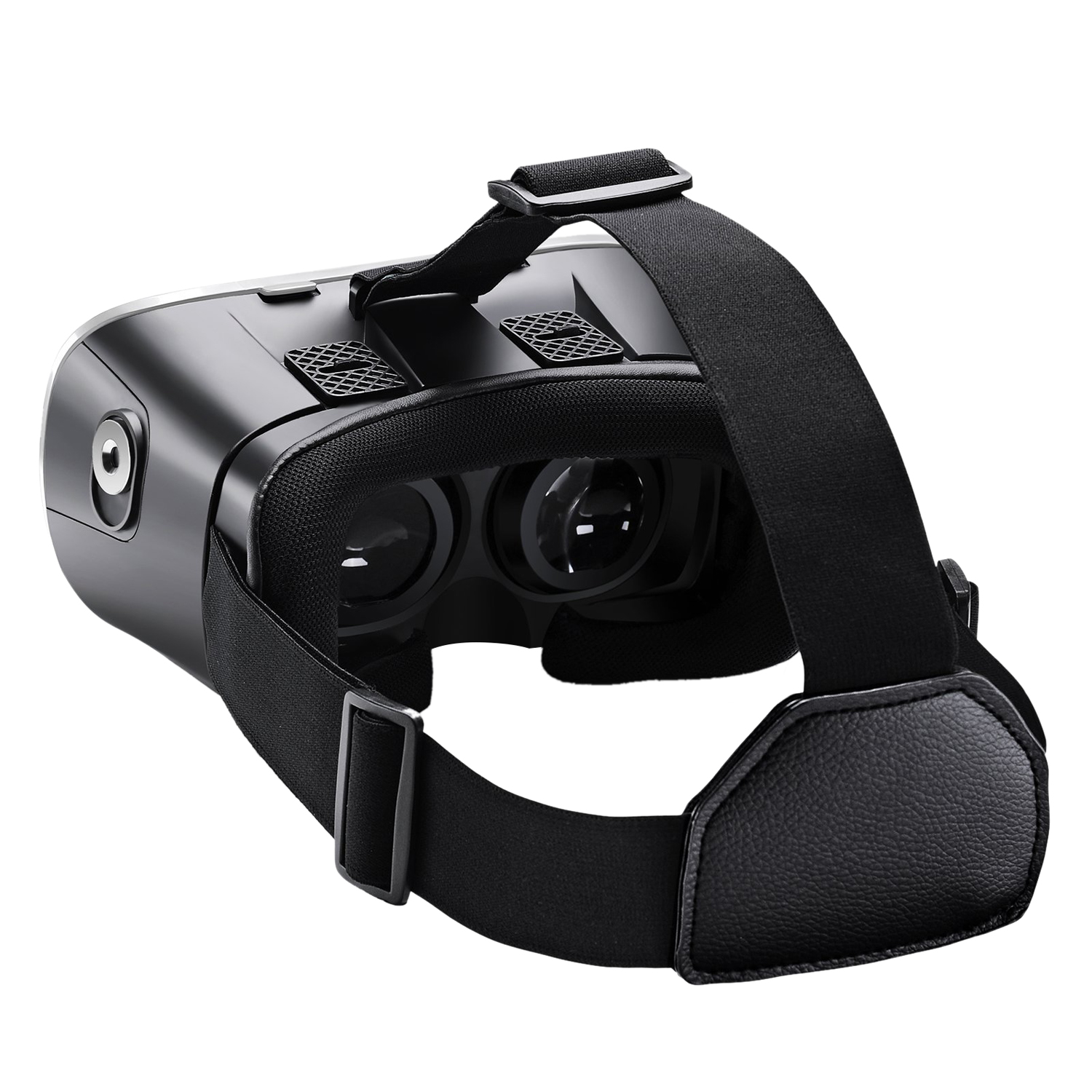 CES-Google Cardboard V2.0 Virtual Reality DIY 3D Glasses for 3.5-6