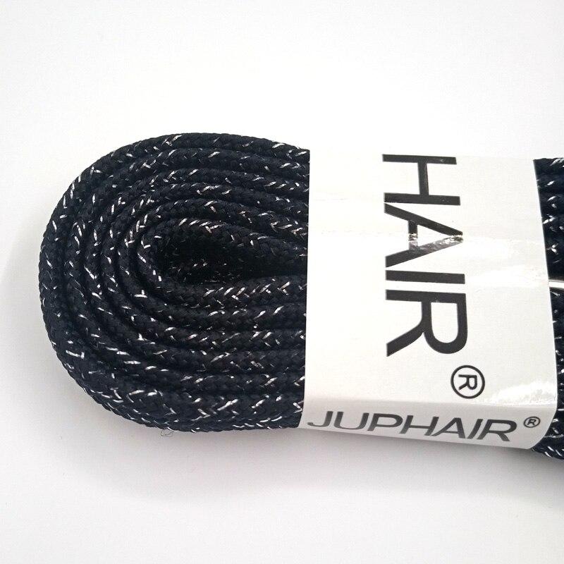 1 12Pairs black silver Sholaces cordones anchos zapatilla Metal Shoe lead sznurowadla shoelace laces lacets chaussures de lacets in Shoelaces from Shoes