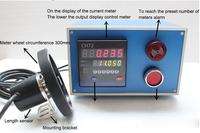 Electronic Digital Meter Machine Meter Electronic Encoder Wheel Roll to Measure Length Meter Recorder CH72