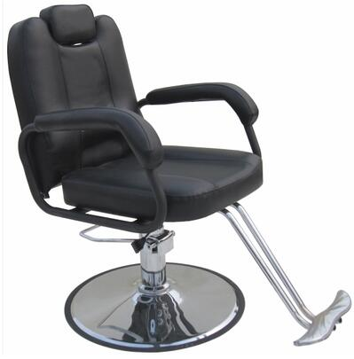 Barber chair. Can be put down. Hairdressing chair.Barber chair. Can be put down. Hairdressing chair.