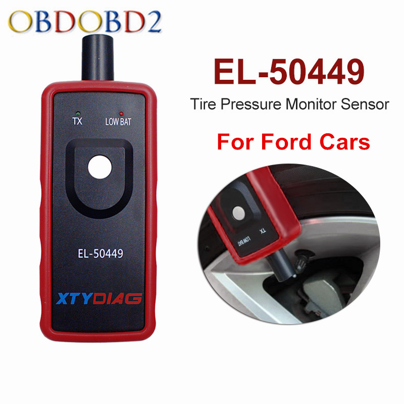 Recommended EL50449 For Ford TPMS Reset Tool EL-50449 Auto Tire Pressure Monitor Sensor Scanner EL 50449 TPMS Activation Scan