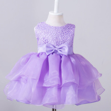 1 Year Birthday Dress Baby Girl Dresses For Party And Wedding Dress Christmas 6 18 Months Princess Tutu Dresses New Year Costume