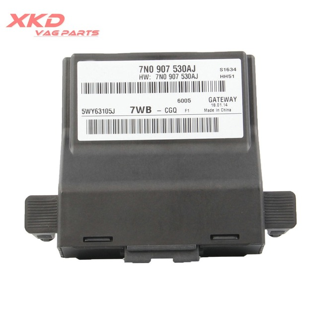 US $27 99 |Can Bus Canbus Gateway Unit For VW Golf Jetta Passat Tiguan 7N0  907 530 AJ 7N0907530AJ-in Cruise Control Units from Automobiles &