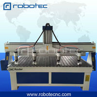 Multi head cnc router wood carving machine for sale