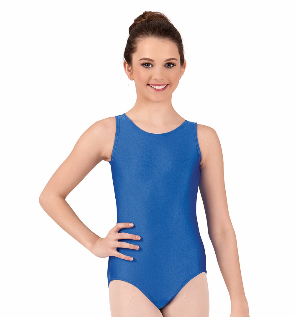 Get the cutest girl's sleeveless gymnastics leotards here. Leotards for practice or performance. You will love the fit and feel of our awesome leotards. Look good, feel great.