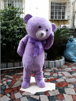 New Parade Teddy Bear Costumes Mascot Costume Suits Cosplay Party Game Dress Outfits Clothing Advertising Carnival Halloween