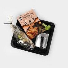 1LOT 55 * 60CM Mikrovågsugnugn Matkvalitet PET Kyckling Duck Fisk Stekt Kött Ugn Väskor Membranfilm Kök Grilltillbehör