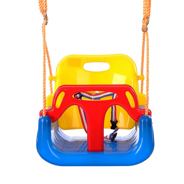 Baby Swing Hanging Chair Kids Garden Seat Outdoor Playground Set Children Indoor Toy Swings For Fun