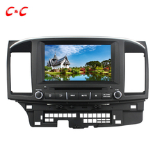 Quad Core HD 1024X600 Android 5.1.1 Car DVD Player for Mitsubishi OUTLANDER 2015 with GPS Navigation, Support Mirror Link SWC