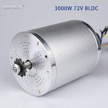 KUNRAY Electric Scooter Bicycle BLDC 72V 3000W Brushless Motor For E Bike Motorcycle 2 Wheel Balance Scooters MY1020 E Bike DIY(China)