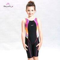 Nuove Ragazze Costume Da Bagno Professionale Sport Vestito di Nuotata di Nuoto Per Bambini Vestiti di Un Pezzo Costumi Da Bagno Per Bambini Piscina Formazione Costume Da Bagno