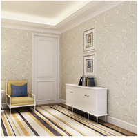 beibehang wallpaper for walls 3d thick non woven wallpaper living room bedroom background simple Xiangyun wall paper papier peit