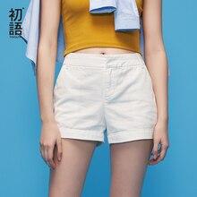 Stijl Mini Shorts Shorts