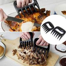 Bear Claw Barbecue Fork BBQ Creative Bear Claw Kitchen Tool Meat Tool BBQ Barbecue Supplies