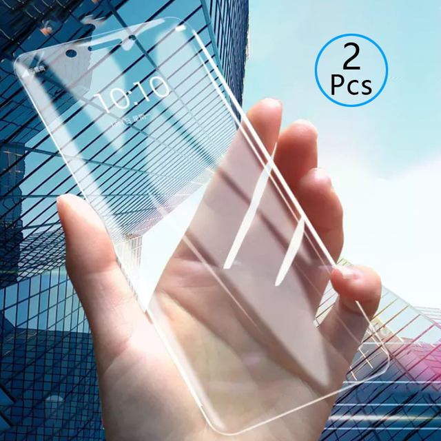 2pcs Tempered Glass On Honor 8 Lite Protective Glass Screen Protector Phone Safety Tremp For Huawei Honer Hono 8lite 8 Light 5.2