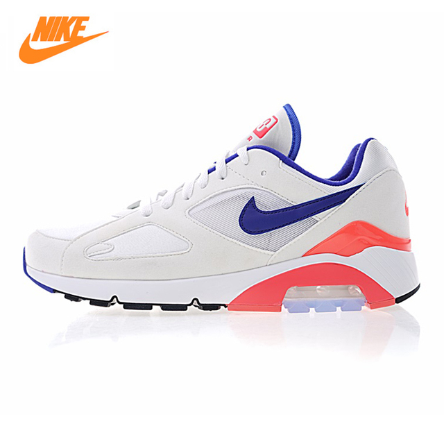 low priced 94e32 21472 ... good nike air max 180 ultramarine og mens and womens running shoes white  blue 75d5a 60440