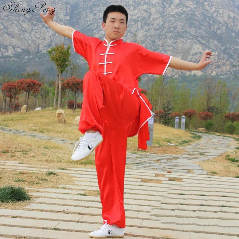 Classic Wushu Competition Uniform 2